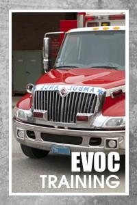 EVOC EMS Training